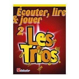 ECOUTER LIRE ET JOUER - LES TRIOS VOL 2 - CUIVRES