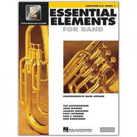 ESSENTIAL ELEMENTS 2000 - Saxhorn Baryton B.C 1