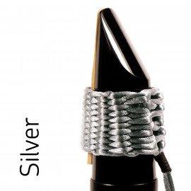 Ligature BAMBÙ Hand Woven / Tissée à la main pour Saxophone Alto