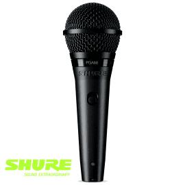 Micro Voix SHURE PGA58-XLR-E Filaire