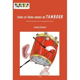 3° ET 4° ANNEE DE TAMBOUR - Sylvia Doyen