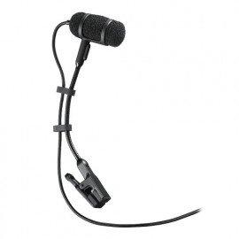 Pro 35 Audio-Technica Microphone Cardioïde à Condensateur pour Instrument, avec Pince