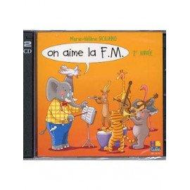 CD ON AIME LA FM 2° ANNEE