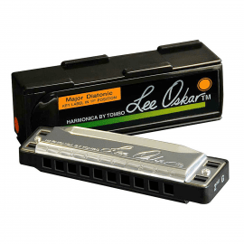 HARMONICA LEE OSKAR MAJOR DIATONIC Bb / Sib
