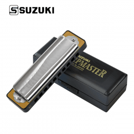 Harmonica Diatonique SUZUKI Harpmaster MR200