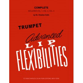 ADVANCED LIP FLEXIBILITIES TROMPETTE Charles COLIN