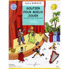 SOLFIER POUR MIEUX JOUER VOL 4
