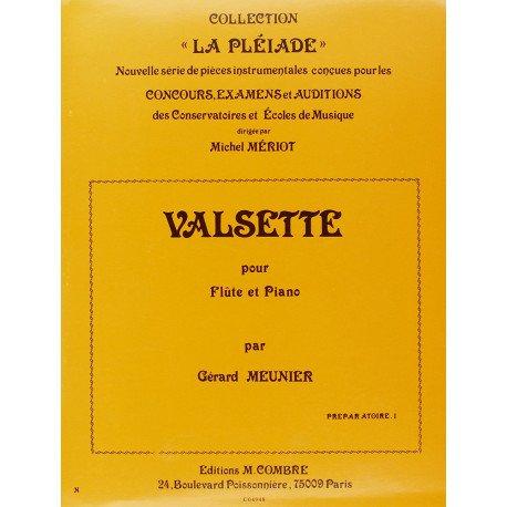 VALSETTE - Flûte Traversière