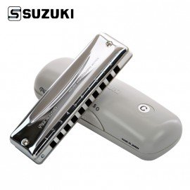 Harmonica Diatonique SUZUKI Promaster MR350
