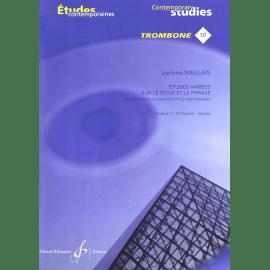 ETUDES VARIEES SUR LE STYLE ET LE PHRASE VOL 2 - J. NAULAIS
