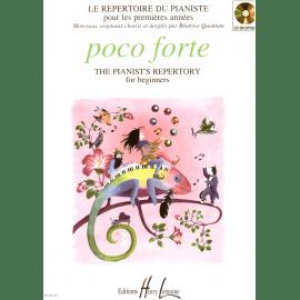 POCO FORTE - Piano