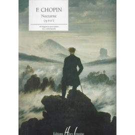 CHOPIN NOCTURNE Opus 9 N°2 Piano
