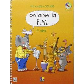 ON AIME LA FM 2° ANNEE