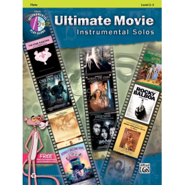 ULTIMATE MOVIES Instrumental Solo Flûte Traversière