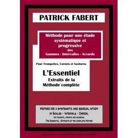 METHODE FABERT Volume L'essentiel