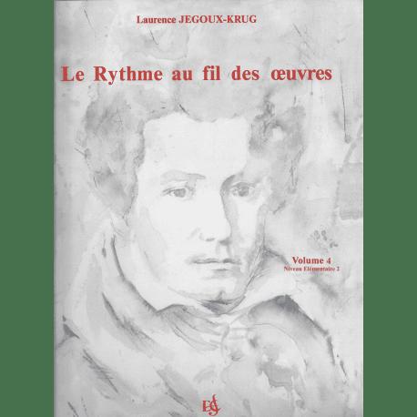 LE RYTHME AU FIL DES OEUVRES Volume 4