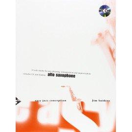 EASY JAZZ CONCEPTION - SAXOPHONE ALTO - JIM SNIDERO