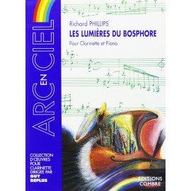 LES LUMIERES DU BOSPHORE- Clarinette