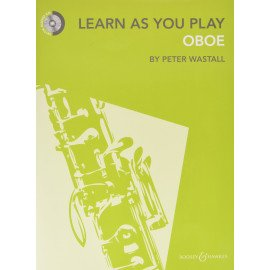 LEARN AS YOU PLAY OBOE