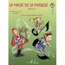LA MAGIE DE LA MUSIQUE Volume 3 LAMARQUE & GOUDARD