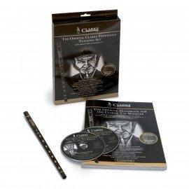 Clarke Tin Whistle avec manuel et CD