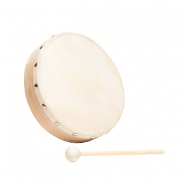 FUZEAU 70626 - TAMBOURIN 15cm SANS CYMBALETTES