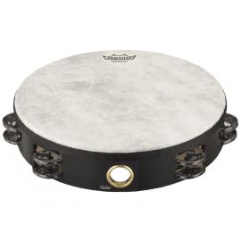 "Tambourin REMO TA-5210-70 10"" Fiberskin Quadura Black"