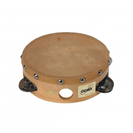 "TAMBOURIN GEWA Traditionelle 6"" avec Cymbalettes"