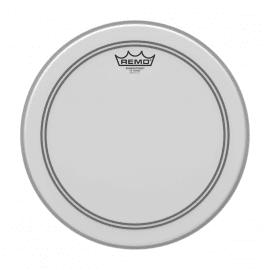 """PEAU REMO P3-0114-BP Peau Powerstroke 3 Ambassador sablée 14"""" pour Caisse claire"""