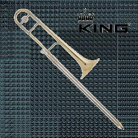 TROMBONE TENOR SIMPLE KING 2103 LEGEND 3B