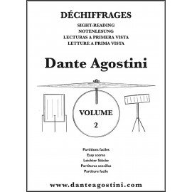 DANTE AGOSTINI DECHIFFRAGE Volume 2