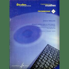 13 - ETUDES VARIEES SUR LA VIRTUOSITE, LE STYLE ET LE RYTHME Volume 2