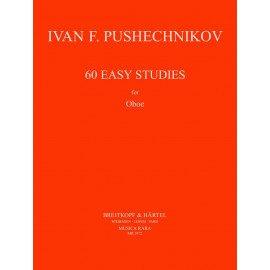 60 EASY STUDIES - PUSHECHNIKOV