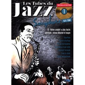 LES TUBES DU JAZZ VOL 1 - SAXOPHONE ALTO/TENOR + CD