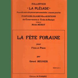 LA FETE FORAINE - G. MEUNIER