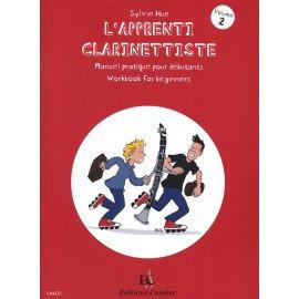 L'APPRENTI CLARINETTISTE VOL 2
