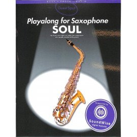 PLAY ALONG FOR SAXOPHONE - SOUL