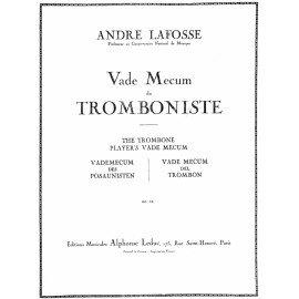 VADE MECUM DU TROMBONISTE - A. LAFOSSE