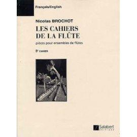 LES CAHIERS DE LA FLÛTE VOL 2