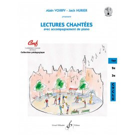 LECTURES CHANTEES 1° CYCLE VOIRPY/HURIER