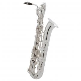 Saxophone Baryton SELMER Super Action 80 Série II Argenté Gravé