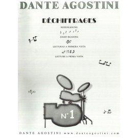 DANTE AGOSTINI DECHIFFRAGE Volume 1