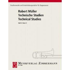METHODE MULLER VOL 2 - Trombone