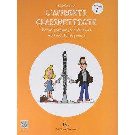 L'APPRENTI CLARINETTISTE VOL 1