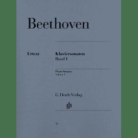 SONATES POUR PIANO Volume 1 Ludwig Van BEETHOVEN