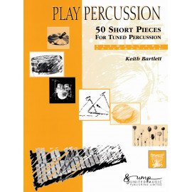 50 SHORT PIECES FOR TUNED PERCUSSION - Keith BARLETT
