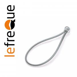 ATTACHE LEFREQUE Standard knotted bands 85 Argenté