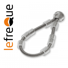 ATTACHE LEFREQUE Ultimate Band 55 Argent