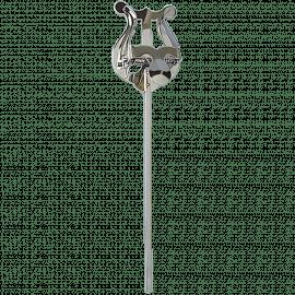 RMB RIEDL 301N LYRE DROITE 14 cm NICKELEE