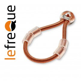 ATTACHE LEFREQUE Ultimate band 45 Rose Or